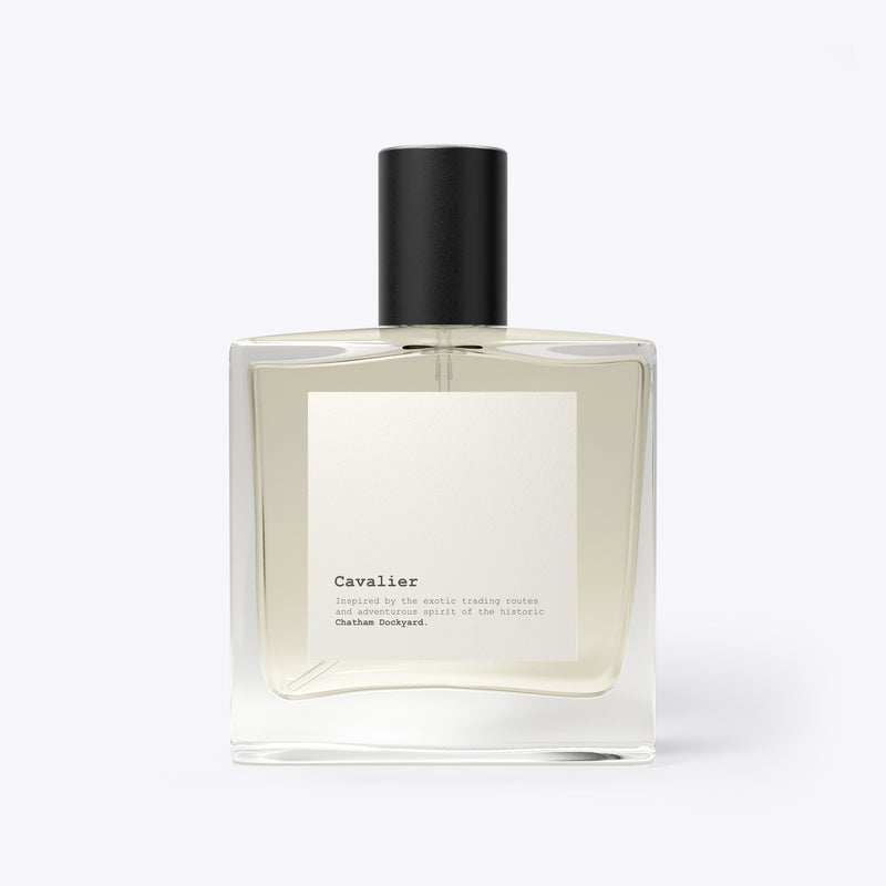Cavalier - a fragrance inspired by the spices sailors bought back from Chatham's trade routes