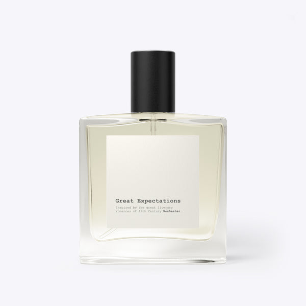 Great Expectations - a fragrance inspired by Rochester's romantic heritage
