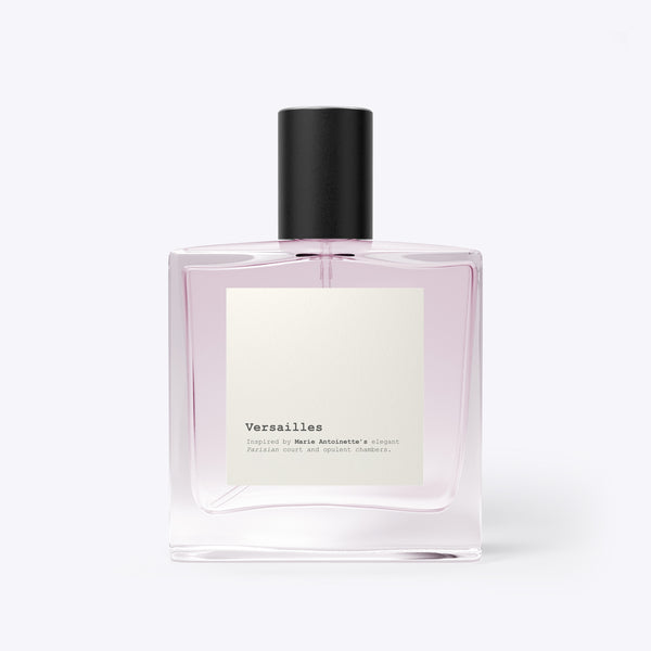 Versailles - a fragrance inspired by Marie Antoinette and her opulent palace