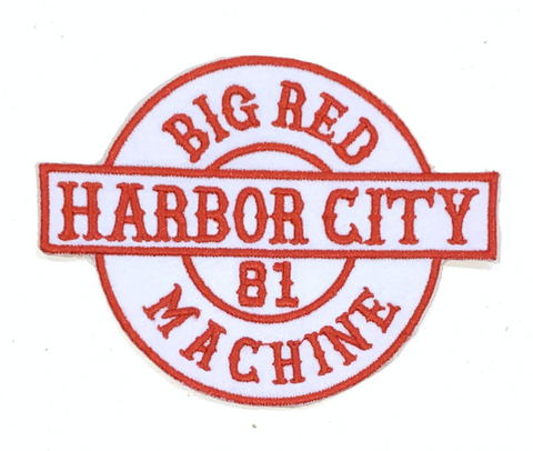Big Red Machine 81 Patch