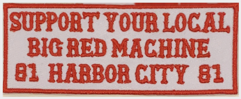 Patch Support your Local 81