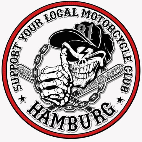 Sticker Support Hamburg