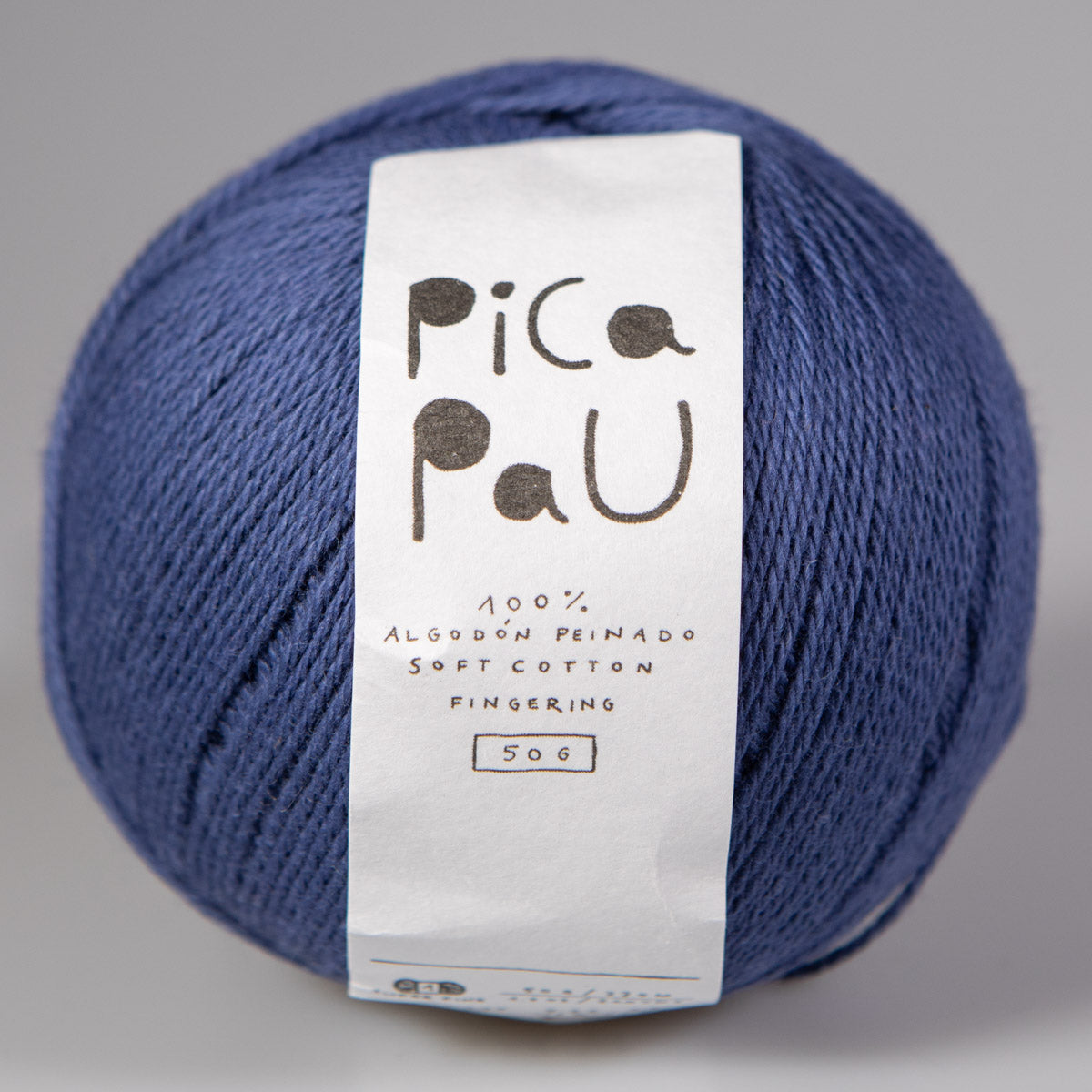 Pica Pau Cotton Yarn / 50g Fingering