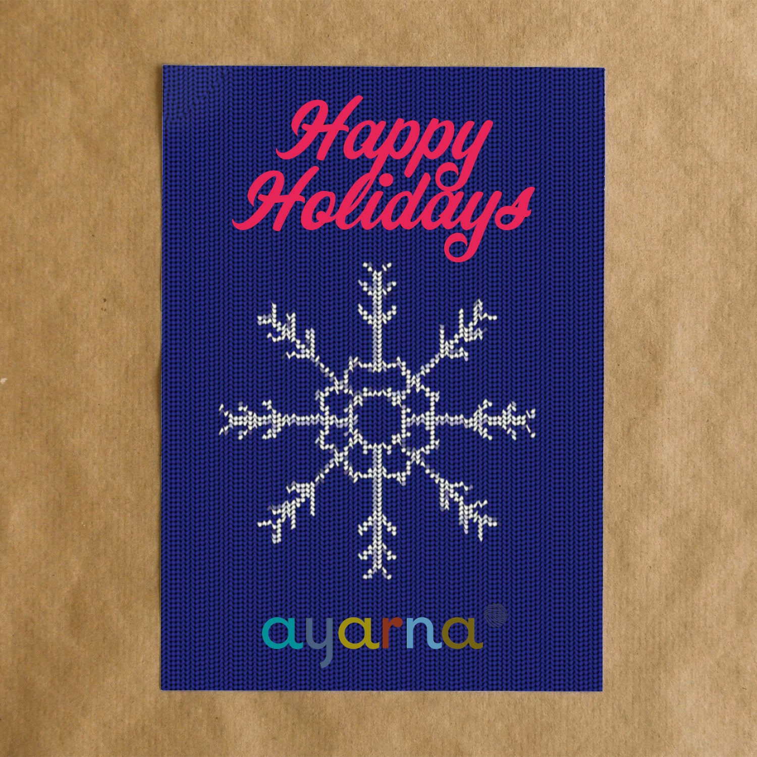 Happy Holidays Ayarna e-Gift Card