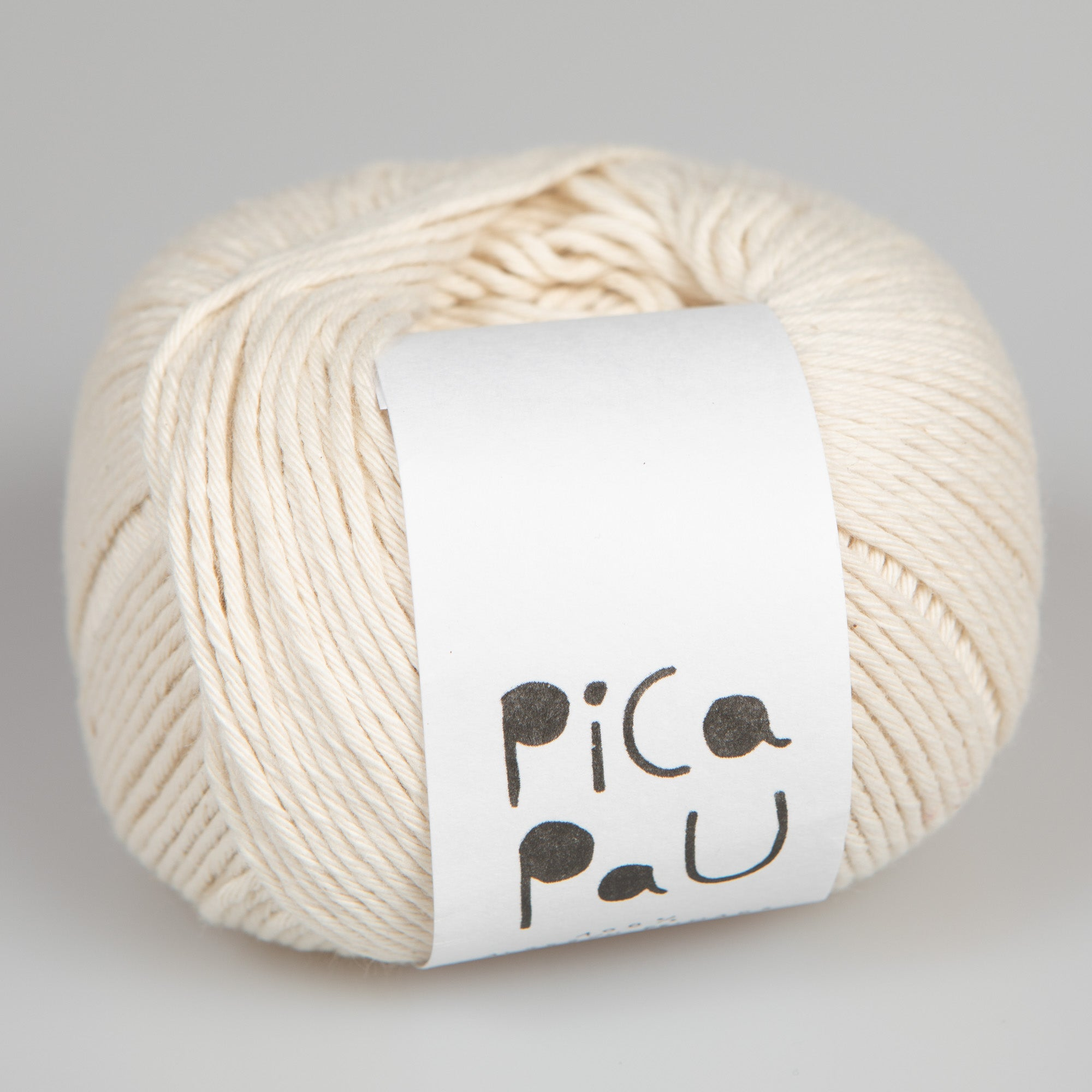 Pica Pau Cotton Yarn / 100g Worsted