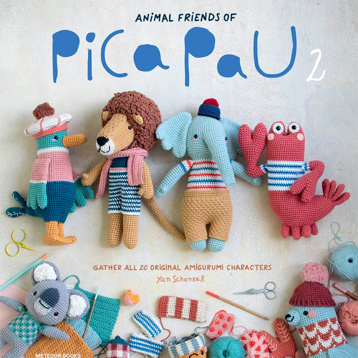 Animal Friends of Pica Pau 2