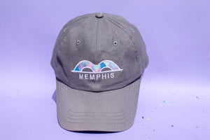 Memphis Bridge Hat-Grey
