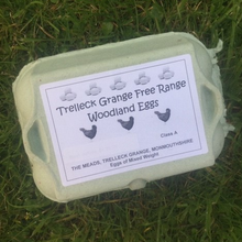 Load image into Gallery viewer, Trelleck Grange Free Range Woodland Eggs