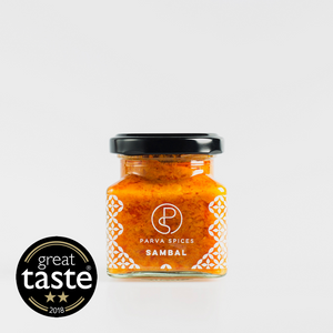 A Trio of Tasty Tongue Ticklers - Sambal Gift Set