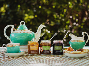 Trio of Jams & Marmalades