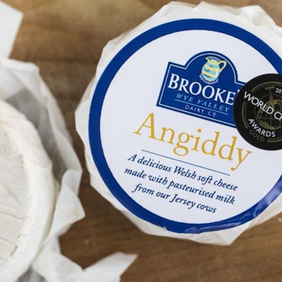 Angiddy Cheese - Wheel