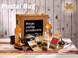 Breakfast in Bed - Seasonal Hamper Bag in a Box