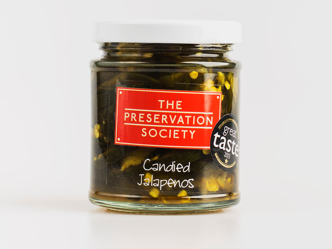 Candied Jalapenos - Cowboy Candies