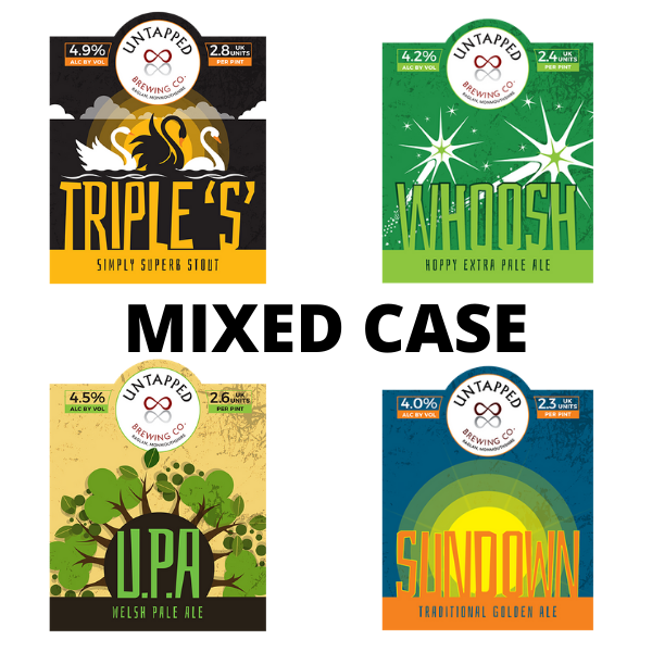 Untapped Mixed Case x12