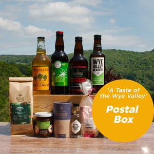 Wye Valley River Festival Postal Box