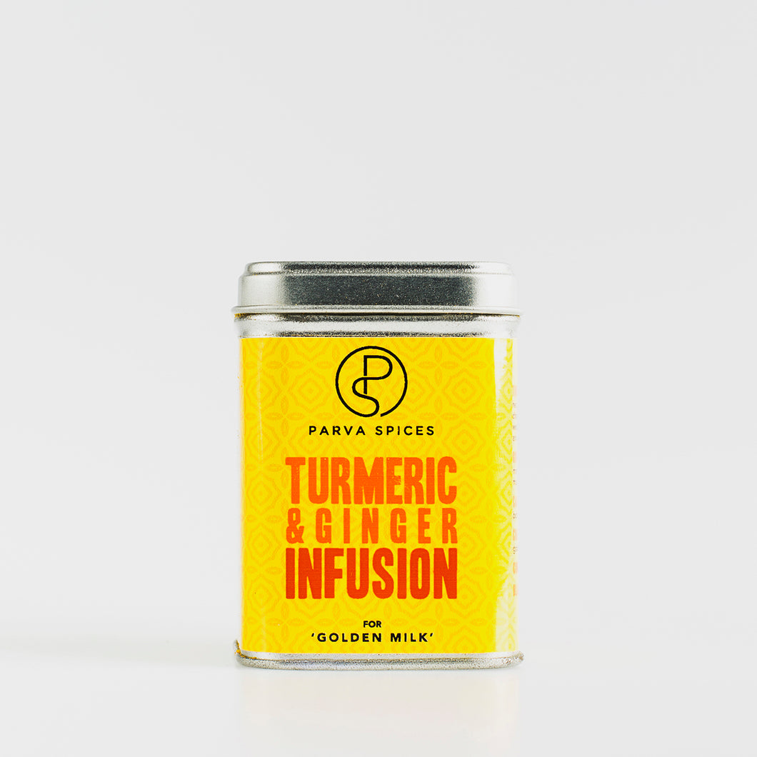 Turmeric & Ginger Infusion - 100g