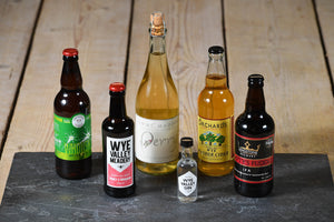 Wye Valley Producers Booze Box - Posting Box