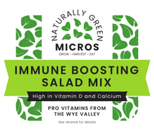 Load image into Gallery viewer, Immune Boosting Salad Mix