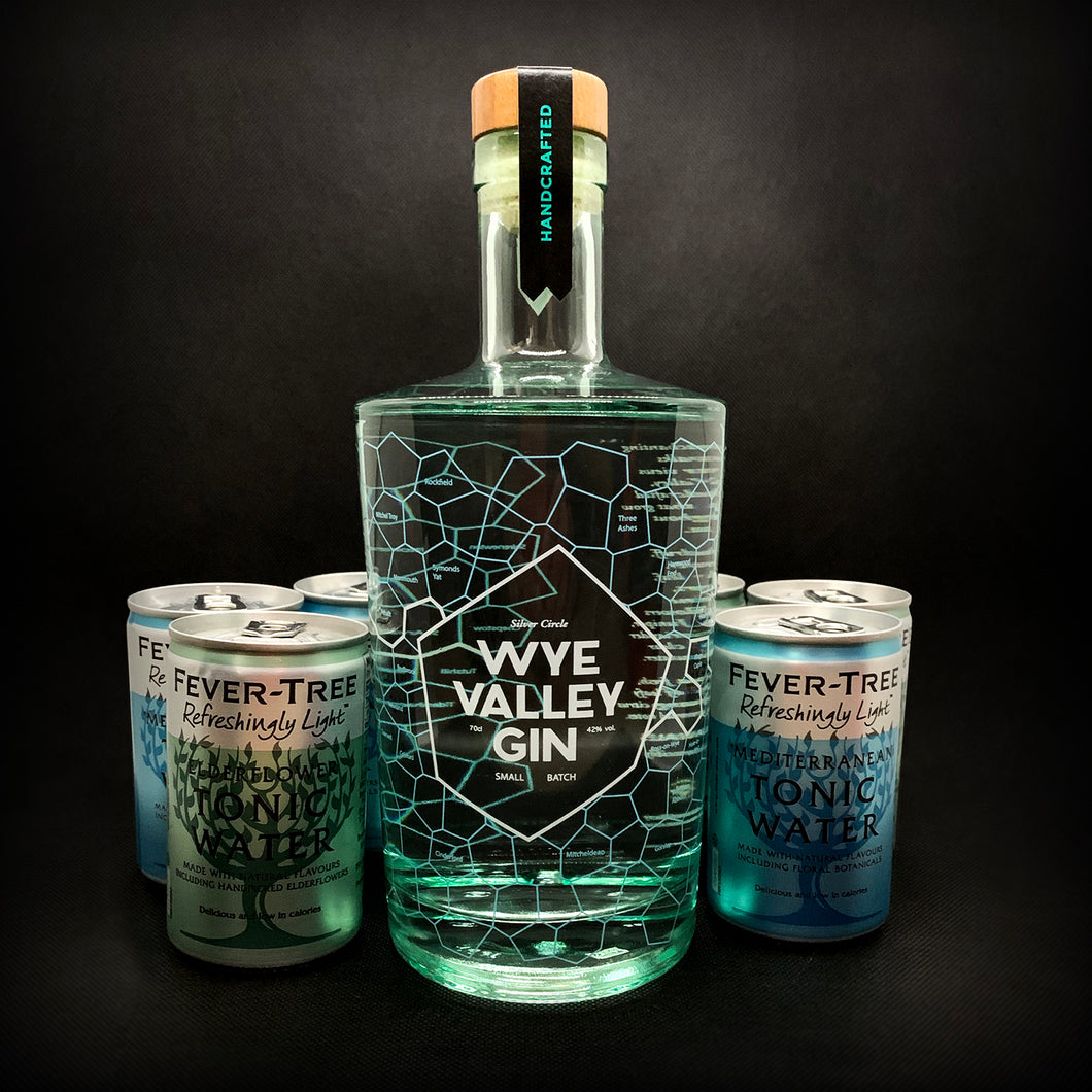 Wye Valley Gin - Weekend Box