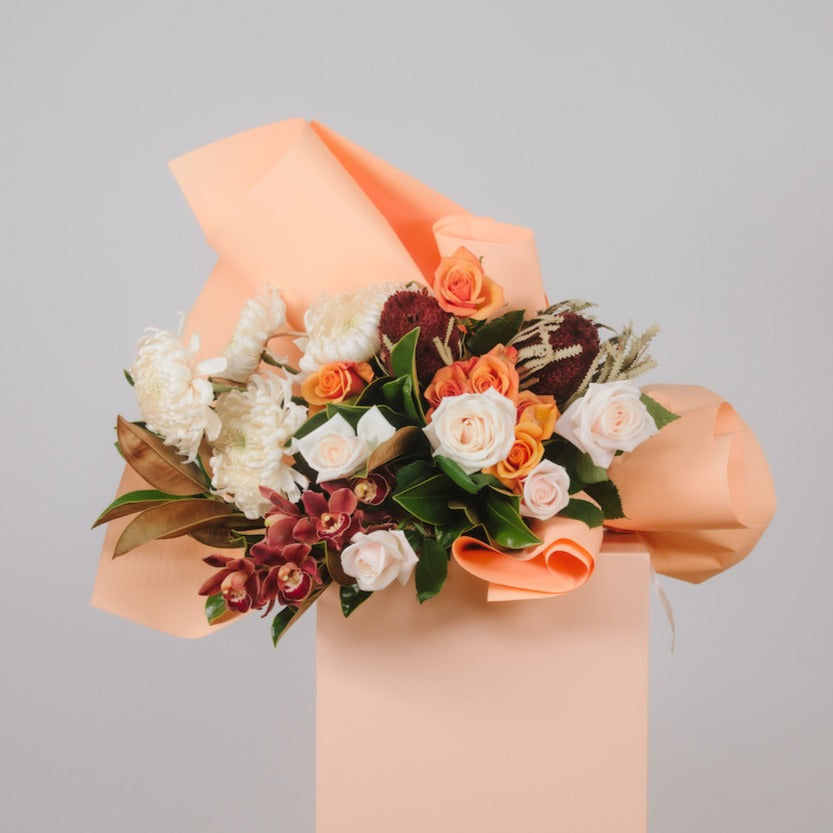 Earthy Toned Bouquet