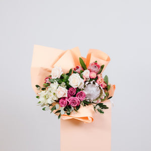 Pink Toned Bouquet