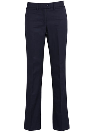 Biz Corporates-Biz Corporates Relaxed Fit Pant - Straight Leg-Navy / 4-Corporate Apparel Online - 6