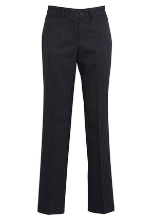 Biz Corporates-Biz Corporates Ladies Relaxed Fit Pant-Navy / 4-Corporate Apparel Online - 6