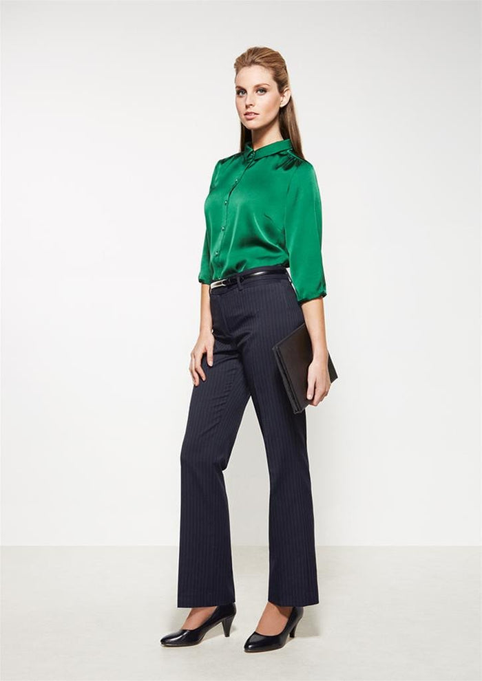 Biz Corporates Ladies Relaxed Fit Pant (10211)