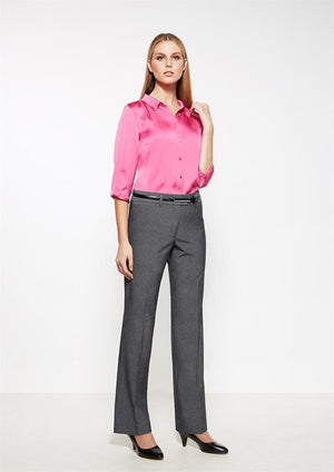 Biz Corporates-Biz Corporates Ladies Relax Fit Pant--Corporate Apparel Online - 1
