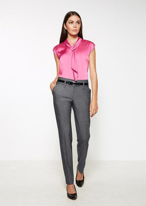 Biz Corporates-Biz Corporates Ladies Contour Band Pant--Corporate Apparel Online - 1