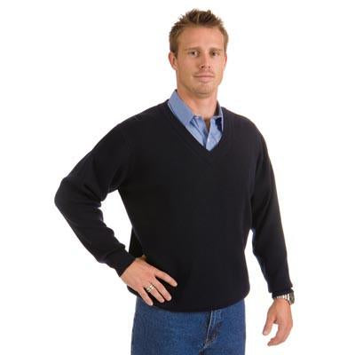 DNC Men's Pullover Jumper - Wool Blend (4321)