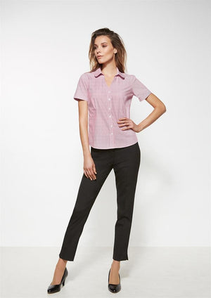 Biz Corporates-Biz Corporates Ladies Slim Fit Pant--Corporate Apparel Online - 1