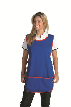 DNC Workwear-DNC Popover With Pocket-0 / Royal Blue-Uniform Wholesalers