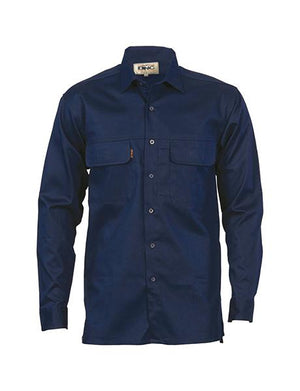 DNC Three Way Cool Breeze Long Sleeve Shirt (3224)