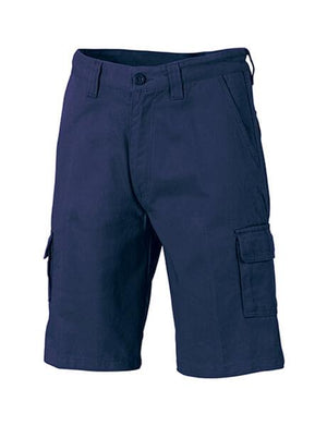 DNC Cotton Drill Cargo Shorts (3302)