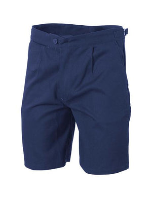 DNC Cotton Drill Long Leg Utility Shorts (3307)