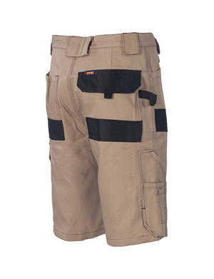 DNC Duratex Cotton Duck Weave Cargo Shorts (3334)