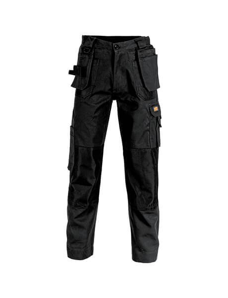 DNC Duratex Cotton Duck Weave Tradies Cargo Pants with twin holster tool pocket - knee pads not included (3337)