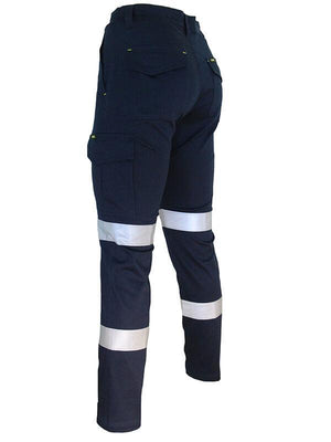 DNC  SlimFlex Biomotion taped Cargo Pants(3367)