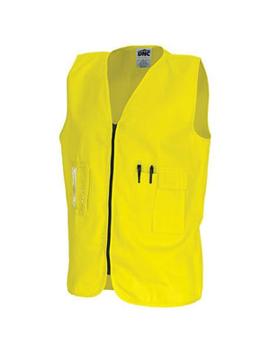DNC Daytime Cotton Safety Vest (3808)