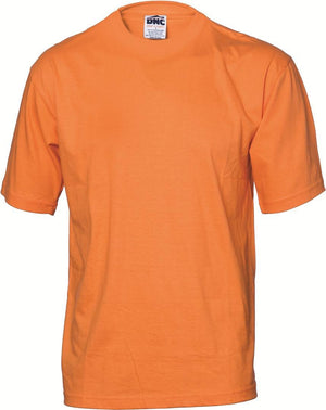 DNC Workwear-DNC HiVis Cotton Jersey Tee-XS / Orange-Uniform Wholesalers - 1