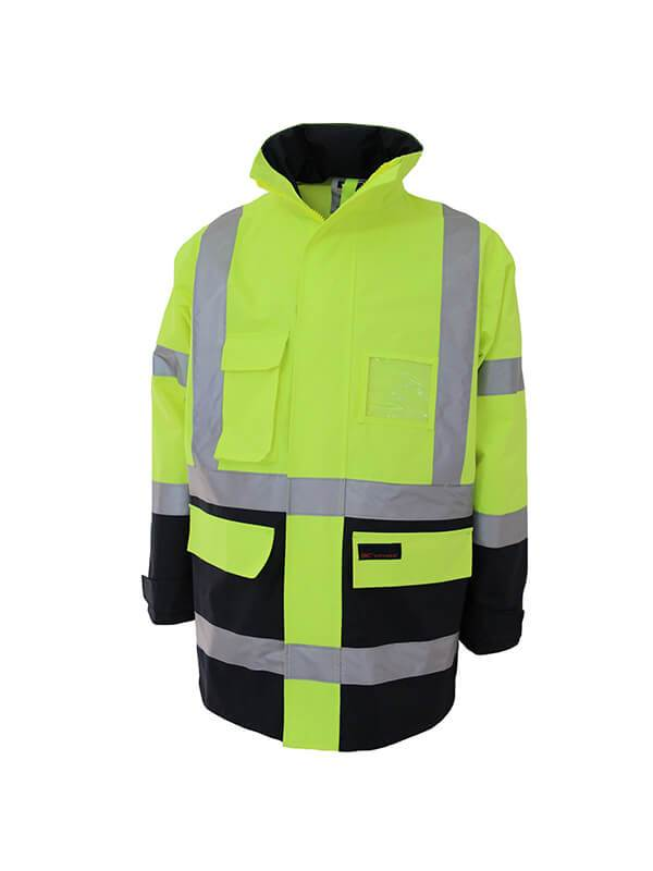 "Dnc HiVis ""H"" pattern 2T Biomotion tape jacket (3962)"