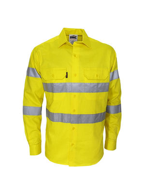 Dnc HiVis Biomotion taped shirt (3977)