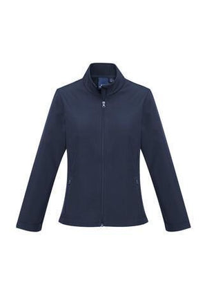 Biz Collection J740L Apex Ladies Softshell