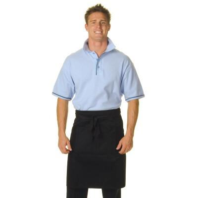 DNC Cotton Drill Half Apron No Pocket (2202)