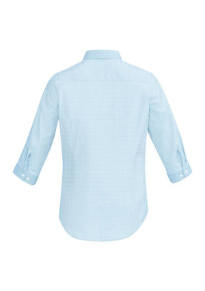 Biz Corporates-Biz Corporate Fifth Avenue Ladies 3/4 Sleeve Shirt--Corporate Apparel Online - 4