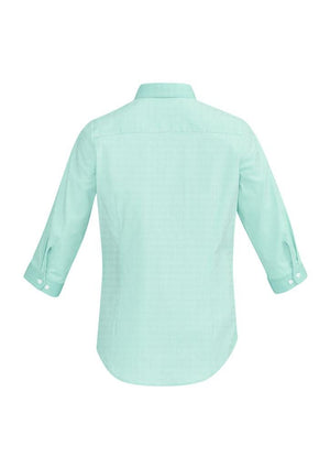 Biz Corporates-Biz Corporate Fifth Avenue Ladies 3/4 Sleeve Shirt--Corporate Apparel Online - 6