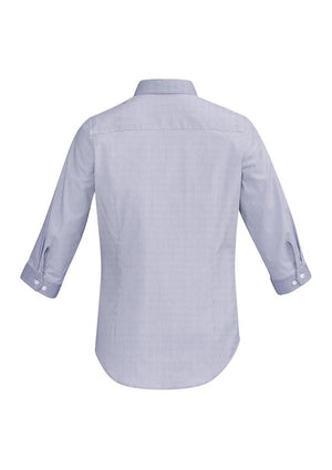 Biz Corporates-Biz Corporate Fifth Avenue Ladies 3/4 Sleeve Shirt--Corporate Apparel Online - 10