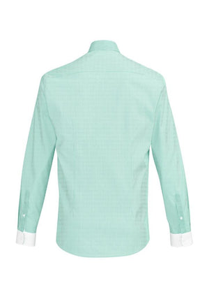 Biz Corporates-Biz Corporate Fifth Avenue Mens Long Sleeve Shirt--Corporate Apparel Online - 6