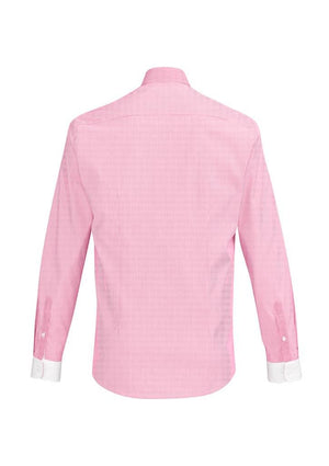 Biz Corporates-Biz Corporate Fifth Avenue Mens Long Sleeve Shirt--Corporate Apparel Online - 8
